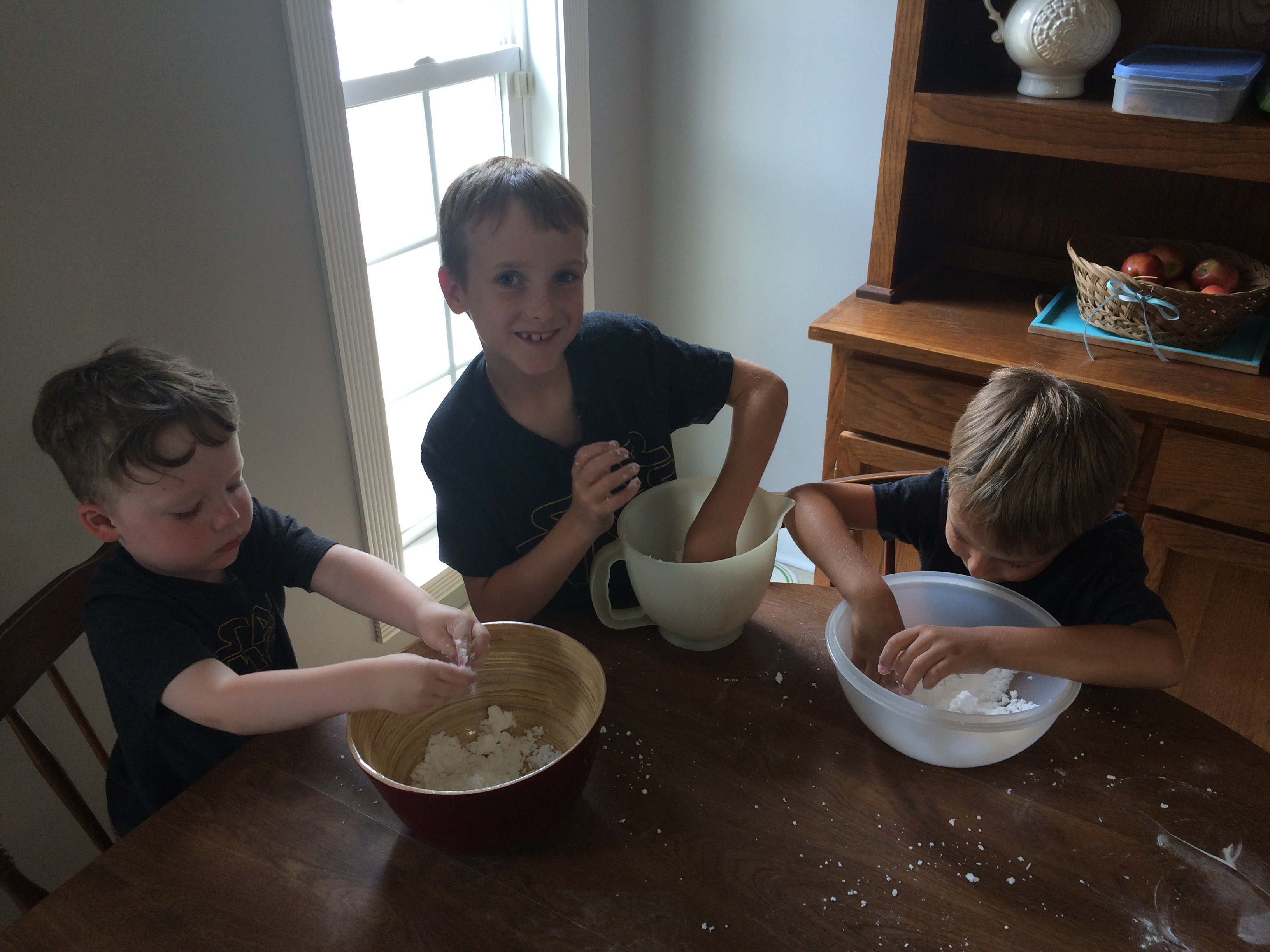making goop